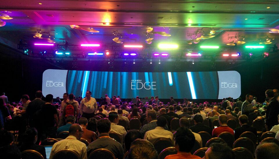 Akamai Edge Conference platinum Partner Level